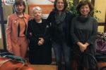 Le protagoniste di momenti di educazione terapeutica di Andos