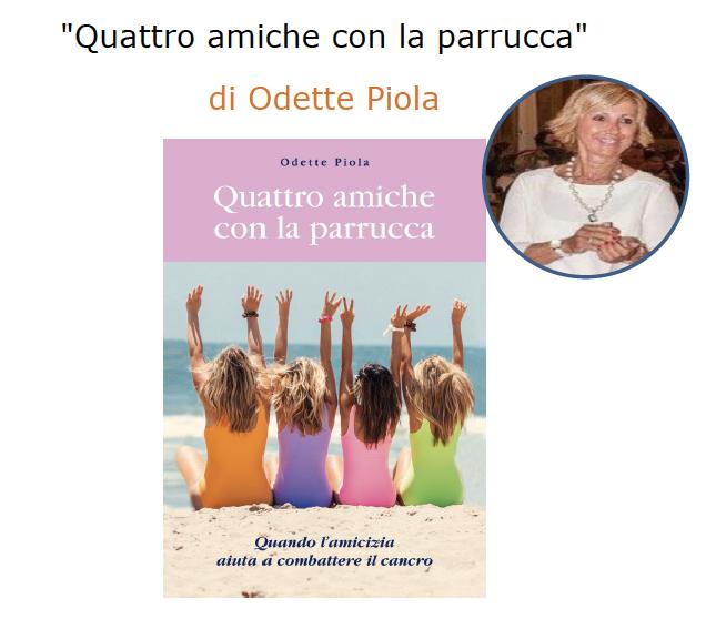 Il libro di Odette Piola