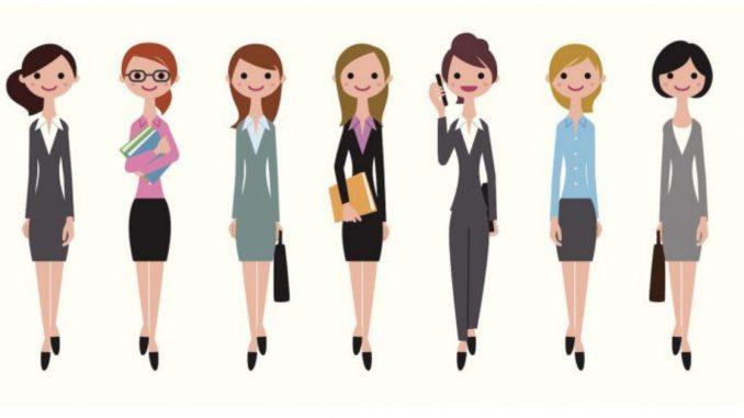 Donne professioniste